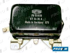 Grup Or F0139510 - Regulador 6V 34-36 AMPS