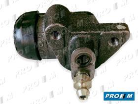 Villar 5490I - Bombin de freno derecho Sava J4 22.22mm