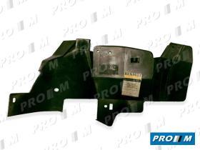 Renault Clásico 7700876376 - Protector lateral izquierdo Renault 21
