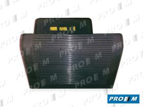 Renault Clásico 7700772696 - Cenicero de puerta trasera gris Renault 21