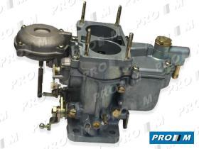 Prom Carburador 2836DCDP - CARBURADOR WEBER 28/36DCD