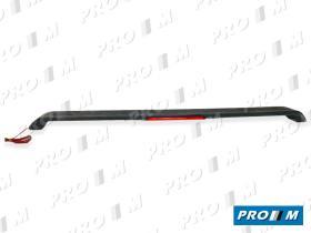 ALERONES ALEP309 - Alerón negro con luz Peugeot 309