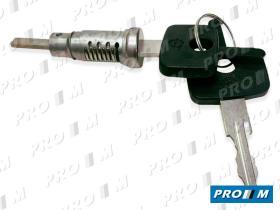 Opel 90167283 - Bombin de maletero Opel Corsa