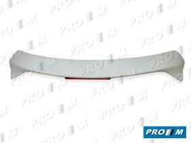 ALERONES ALEA156 - Alerón blanco con luz de freno Alfa Romeo 156