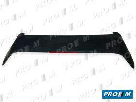 ALERONES ALEOA5P - Alerón negro con luz Opel Astra 5 puertas