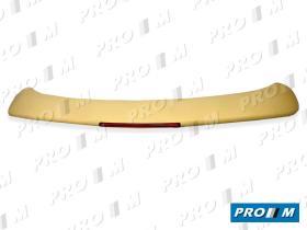 ALERONES ALEOT - Alerón beige con luz de freno Opel Tigra