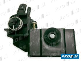 Material Peugeot 400078271 - Carcasa cerradura de maletero Peugeot 605