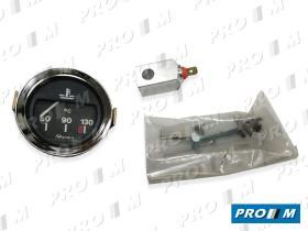Seat Clásico 4400000140 - Reloj de temperatura con sensor Veglia