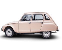 CX  Citroën ->1995