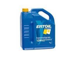 Aceite motor 5 Litros  Ertoil