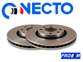 Necto WN303 - Disco de freno Ford Escort Orion 86 al 90