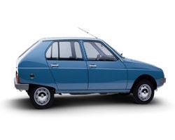 Tiburón  Citroën ->1995