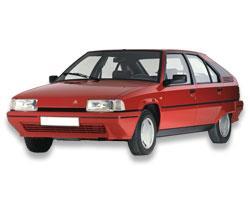 AX  Citroën ->1995