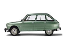 Citroën ->1995 573070 - Visel de faro derecho Citroen Ami 8